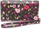 Kate Spade Boho Floral Envelope iPhone 7 Wristlet