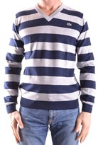 Lacoste Men's Multicolor Cotton Sweater.