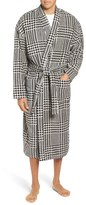 Majestic International Men's Cotton Terry Robe