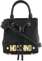 Moschino mini branded bag