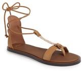 Sanuk Women's Yoga Tierra Ankle Wrap Sandal