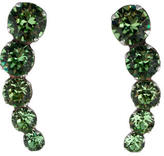 Ca&Lou Graduated Crystal Earrings