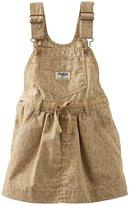 Osh Kosh Print Jumper (Baby) - Leaopard-12 Months
