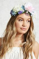 Forever 21 Rose Flower Crown