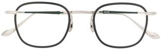 Matsuda Square Frame Glasses