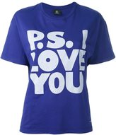 "Paul Smith PS I Love You"" T-shirt"