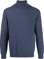 Theory turtleneck slim-fit jumper