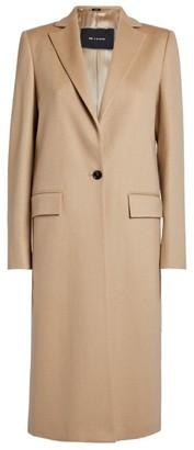 Kiton Single-Breasted Cashmere Coat