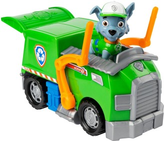 Paw Patrol Rocky Recycle Truck with figure