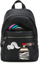 Marc Jacobs Verhoeven Biker backpack
