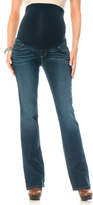 A Pea in the Pod Jeans Secret Fit Belly® 5 Pocket Boot Cut Maternity Jeans