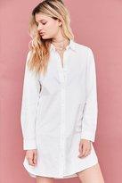 BDG Button-Down Shirt Mini Dress