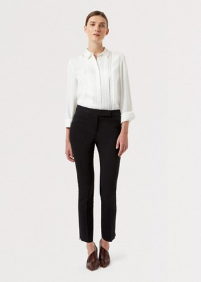 Hobbs Petite Annie Slim trousers With Stretch