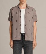 AllSaints Pine Short Sleeve Shirt
