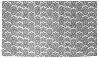 Grey Chevron Rug Shop The World S Largest Collection Of Fashion Shopstyle