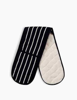 Marks and Spencer Classic Stripe Double Oven Glove