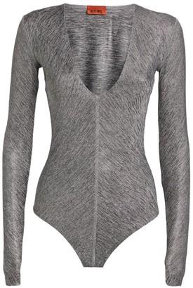 Alix Metallic Irving Bodysuit