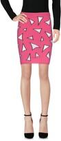 Jeremy Scott Knee length skirts - Item 35331259
