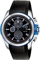 Citizen Drive from Eco-Drive Blue Accent Strap Watch CA0421-04E