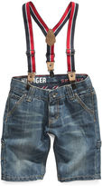 Tommy Hilfiger Kids Shorts, Little Boys Macalister Jean Shorts