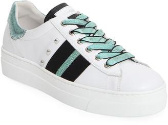 Nero Giardini Striped Sneakers