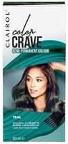 Clairol Color Crave Semi Permanent Hair Colour 60ml Teal