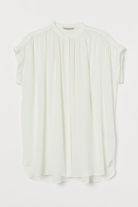 H&M Silk Tunic