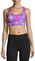 The North Face Stow-N-Go Sports Bra, Purple, C-D Cup