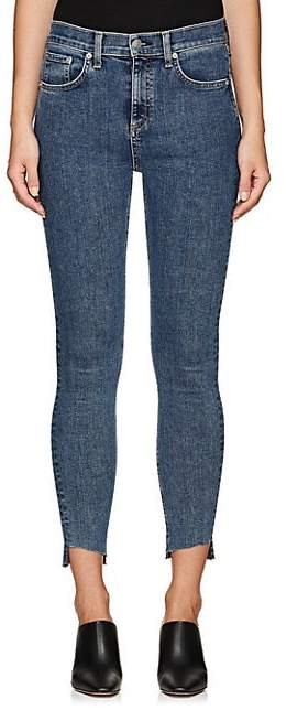 Rag & Bone Women's High Rise Ankle Skinny Jeans - Blue