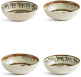 Marks and Spencer Set of 4 Safari Cereal Bowl