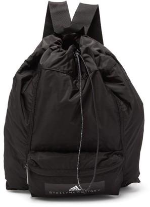 adidas by Stella McCartney Gymsack Drawcord Technicak Backpack - Black
