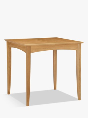 John Lewis & Partners Alba 2-4 Seater Extending Dining Table