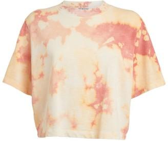 Cotton Citizen Acid-Wash Tokyo Cropped T-Shirt