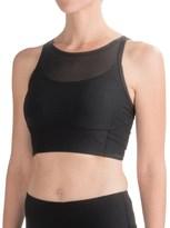 90 Degree by Reflex Strappy-Back Sports Bra - Medium Impact (For Women)