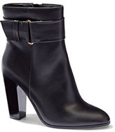 New York & Co. Faux-Leather Ankle Boot