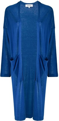 Enfold Lightweight Long Cardigan