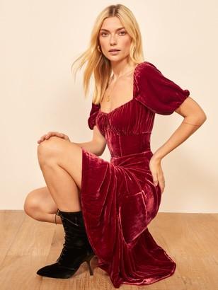Reformation Suzanne Dress