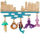 Les Nereides N2 by I AM A MERMAID CITY AND UNDERWATER LIFE BROOCH - OS