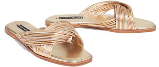 Alice + Olivia Coree Open Toe Slide