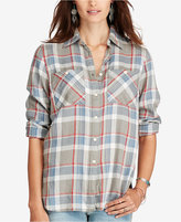 Denim & Supply Ralph Lauren Plaid Utility Shirt