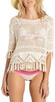 Billabong Women's Wild One Open Stitch Sweater