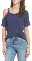 BP Women's Cold Shoulder Tee