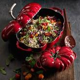 Staub Cast-Iron Tomato Cocotte