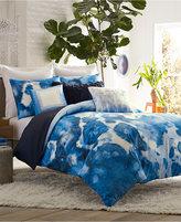Blissliving Home Casa Azul Queen Duvet Set Bedding