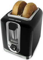 Black & Decker Black+Decker TR1256B Two-Slice Toaster