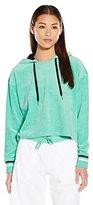 Juicy Couture Black Label Women's FT Velour Pullover