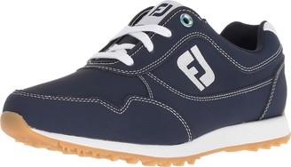 Foot Joy FootJoy Women's Sport Retro Golf Shoes Blue 6.5 M