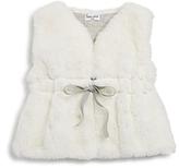Splendid Girls' Faux Fur Vest - Baby