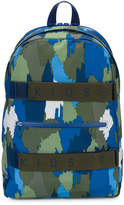 Stella McCartney Bang camouflage backpack