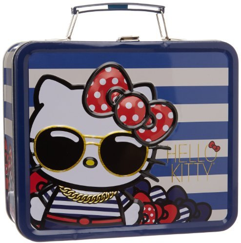 Hello Kitty Nautical With Sunglasses Childrens School Lunchbox